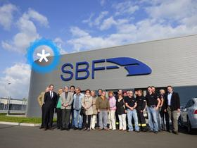 """Die """"kleine"""" SBF geht große Schritte"""