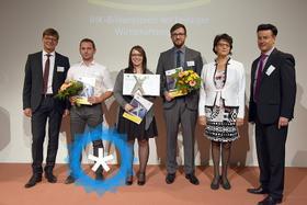 SBF sichert sich 3. Platz beim diesjährigen IHK-Bildungspreis