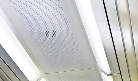 Système de plafond