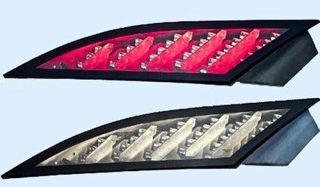 Światło czołowe oparte tylko na technologii LED