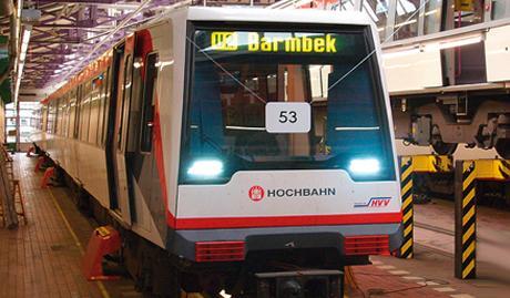 Hochbahn DT5