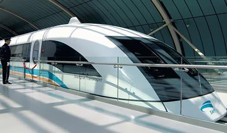 磁悬浮列车